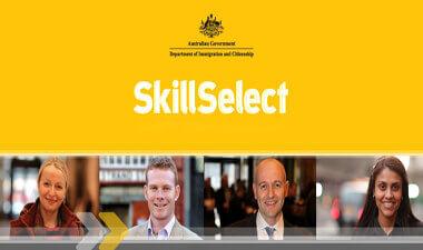 SKillSelect Australian visa application work visa skilled worker migration agents
