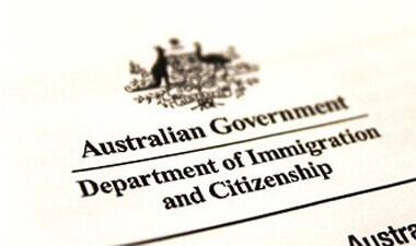 Department of Immigration and Citizenship Fee Increase Parent Visa application immigration lawyers agents solicitors
