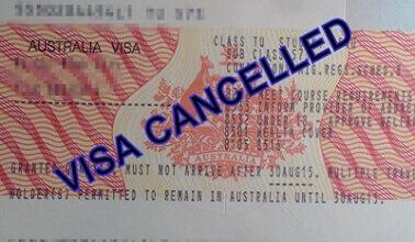 visa cancelled refused denied AAT MRT Migration Review Tribunal Visas decision appeal Migration agents immigration lawyers australia
