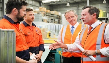 Mark McGowan Skilled Migration Jobs Western Australia WA Immigration Employment Lawyers Registered Agents Nurses Doctor